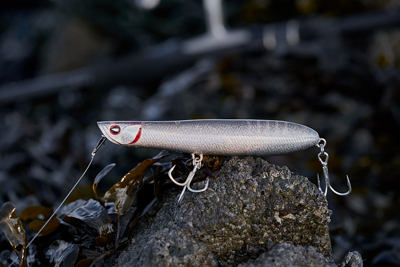 The Daiwa Morethan Scouter 110S surface lure