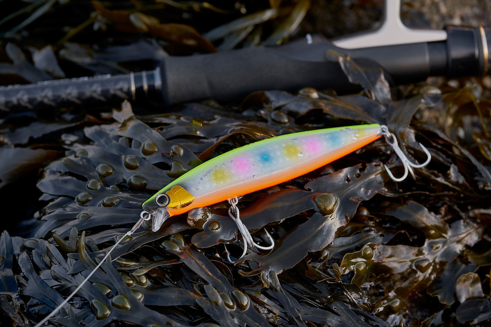 hard lures (diving) - various brands -