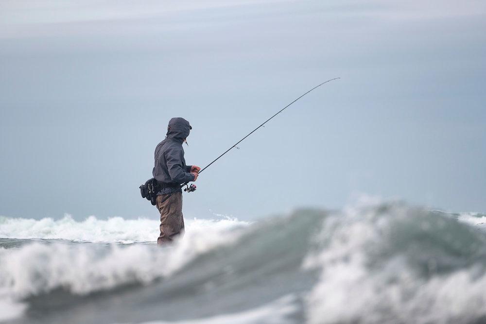 fishing clothing -
