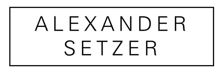 ALEXANDER SETZER | NYC Fine Art and Commercial Photographer
