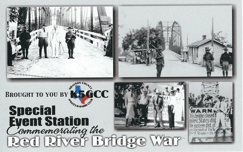 K5GCC Red River Bridge War QSL card.jpg