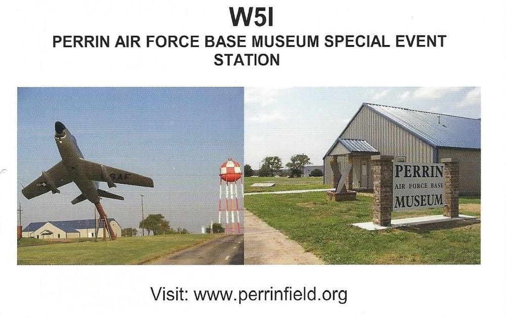 W5I Perrin Field QSL Card.jpg