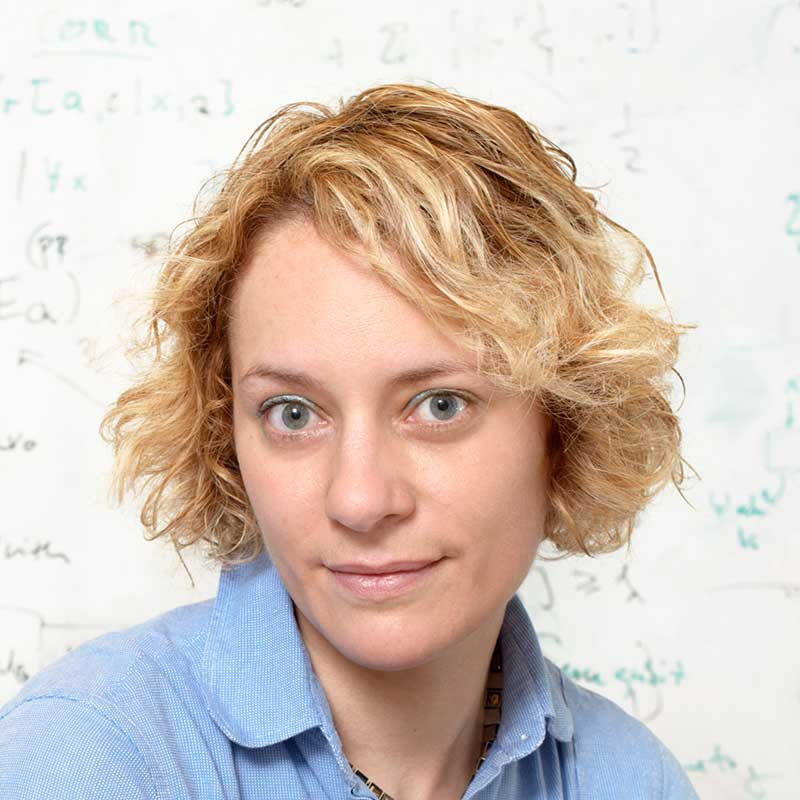 Professor Stephanie Wehner is leading the Quantum Helix