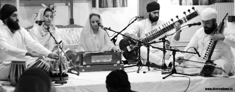 Musicians Jasdeep Singh Degun, Seetal Kaur Gabir, Prabhjot Singh gill, Christella Litras, Kirpal Singh Panesar, Keertan Kaur Rehal and Joe Williams