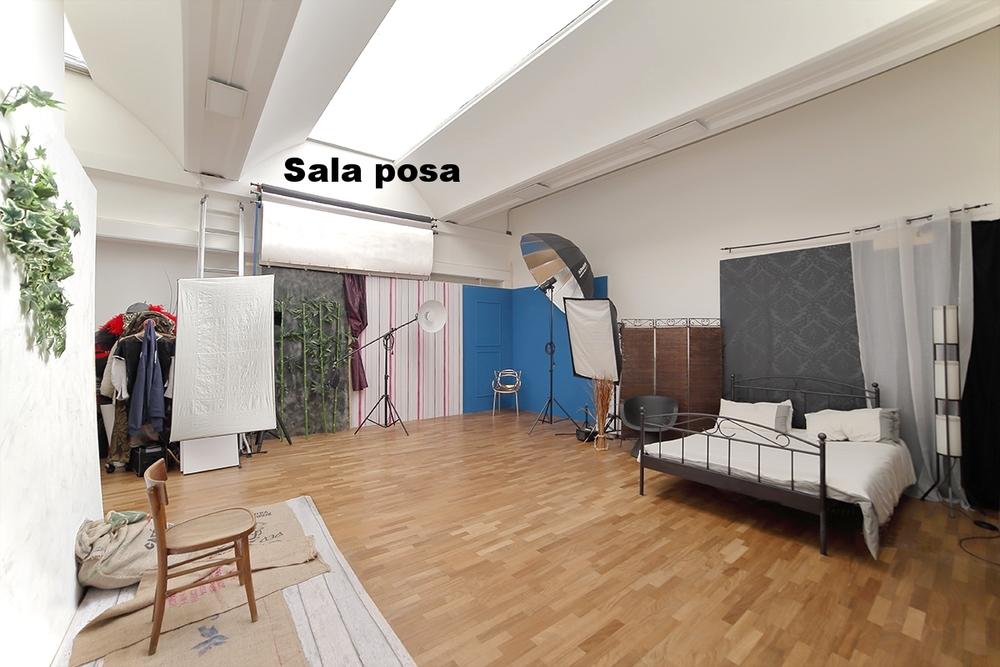 NST PHOTOSTUDIO STUDIO FOTOGRAFICO SALA POSA TORINO