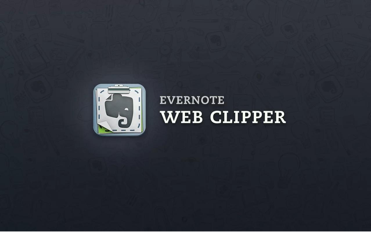 Evernote Chrome Extension