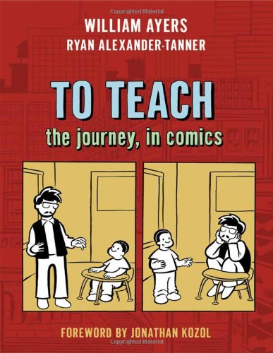 To Teach, the journey in comics