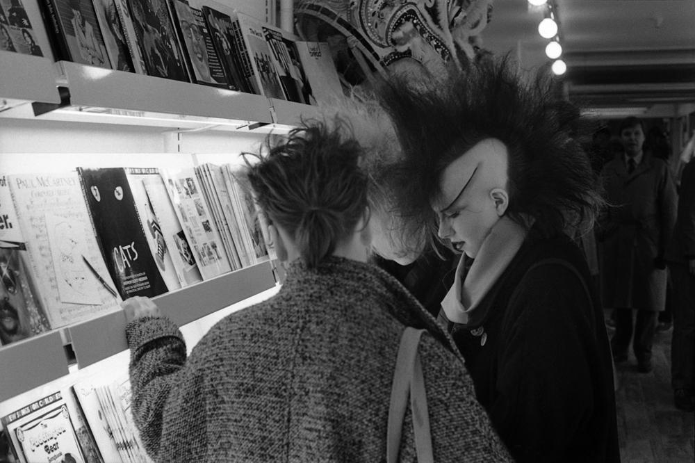 E Sheet 36 Neg 5a. Chigwell Punk Girls in Shop.jpg