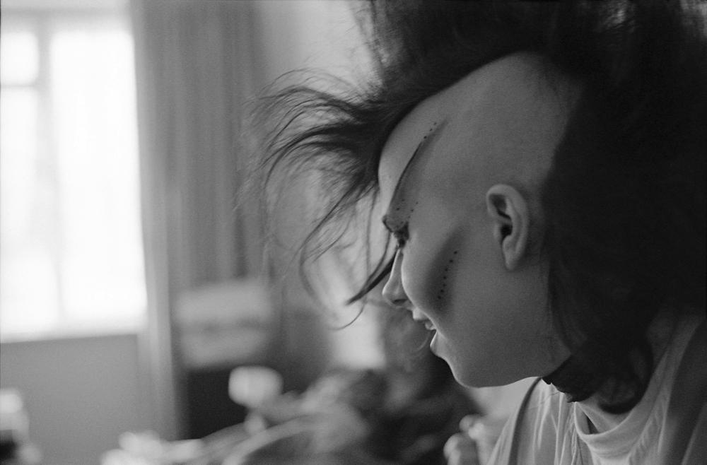 E Sheet 36 Neg 30a. Chigwell Punk Girl .jpg