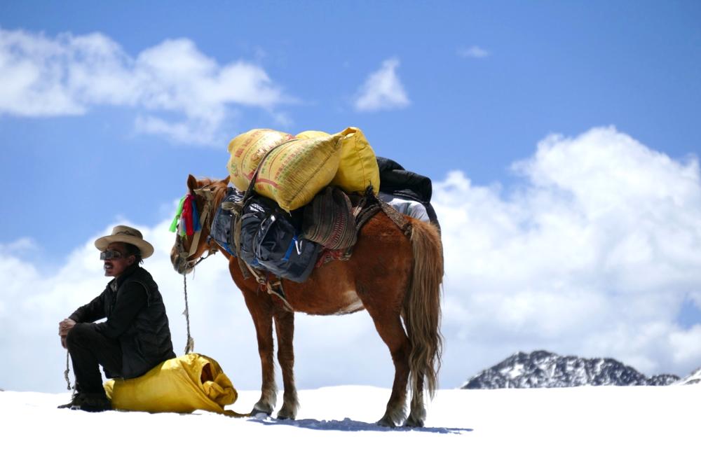 Shug-La Pass, Tibet ©Carolyn McCarthy