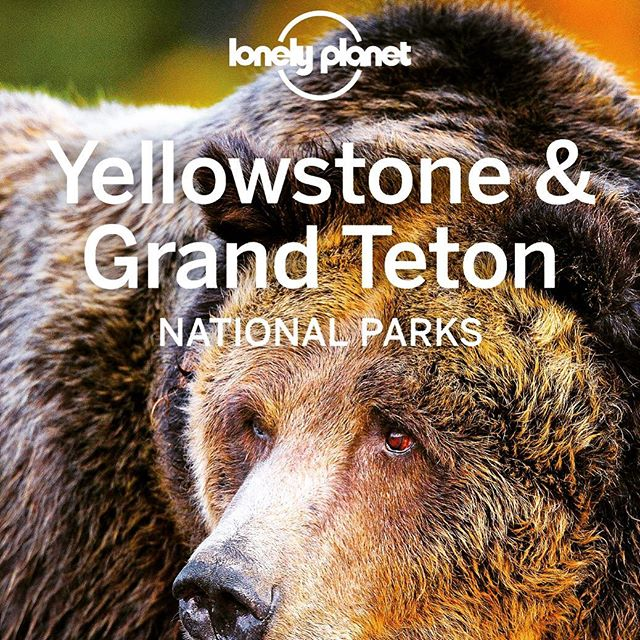 Moose sightings, post-holing through spring snow and camping with friends... hope you love this place as much as I did my research. The 5th edition of Yellowstone & Grand Teton National Parks is out! #lonelyplanet #grandtetonnationalpark #nationalparks #yellowstonenationalpark