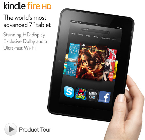 Submit Photos, Win a Kindle Fire