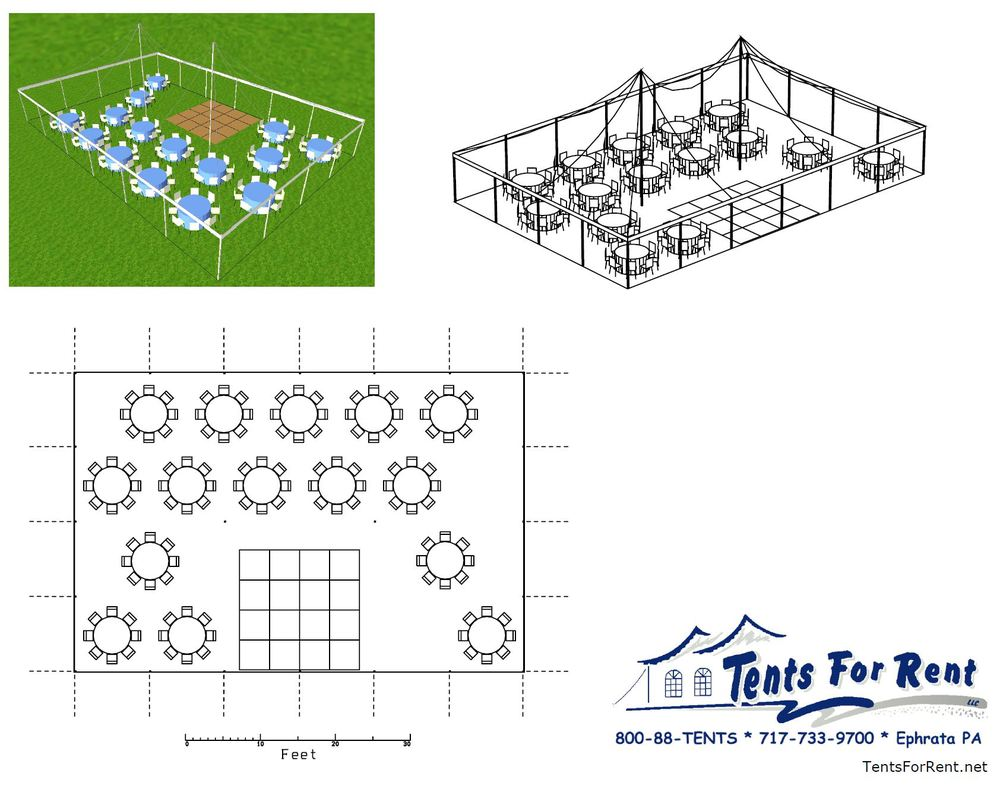Capture5.JPG  sc 1 st  Tents For Rent & Tent Layout Ideas - Table Layouts for Weddings u2014 Tent Rentals ...