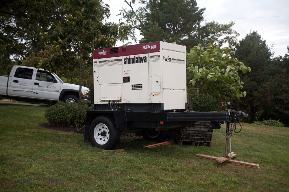 Rent Generators in Lancaster PA