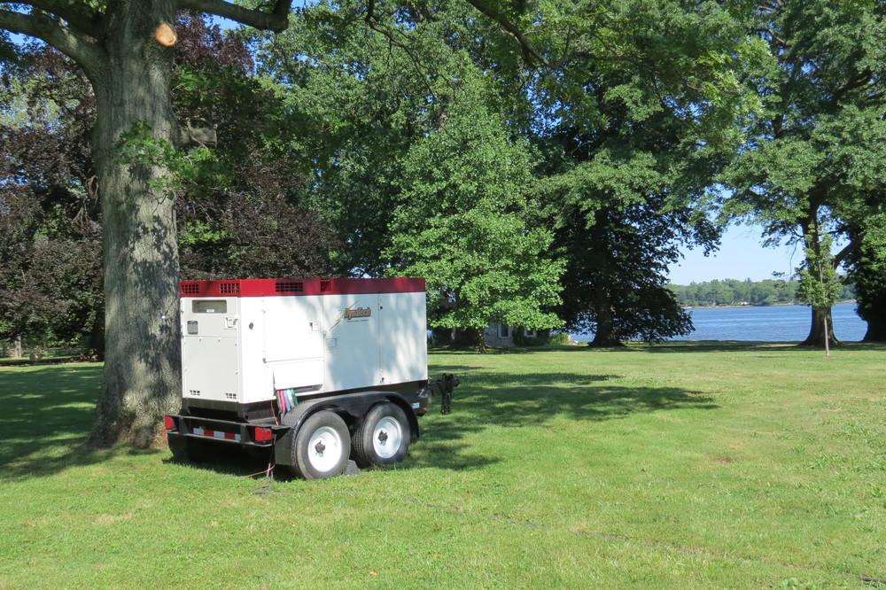 70 kw generator
