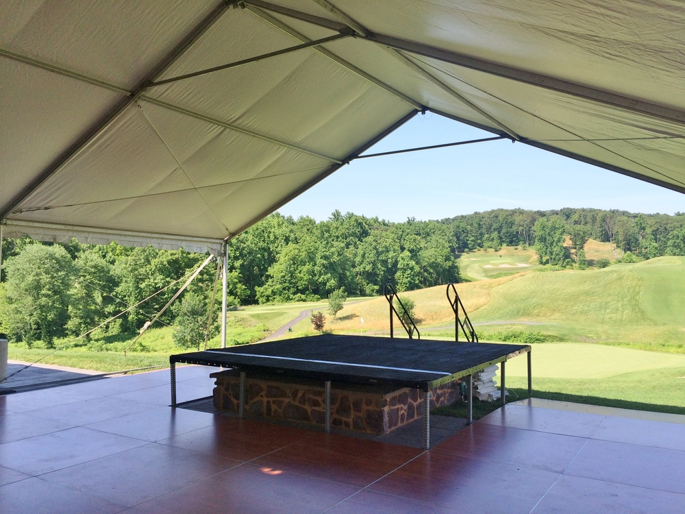 Stage rental in Lancaster PA