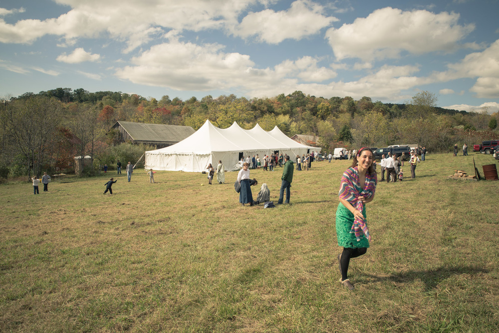 Large Tent Rentals in New York