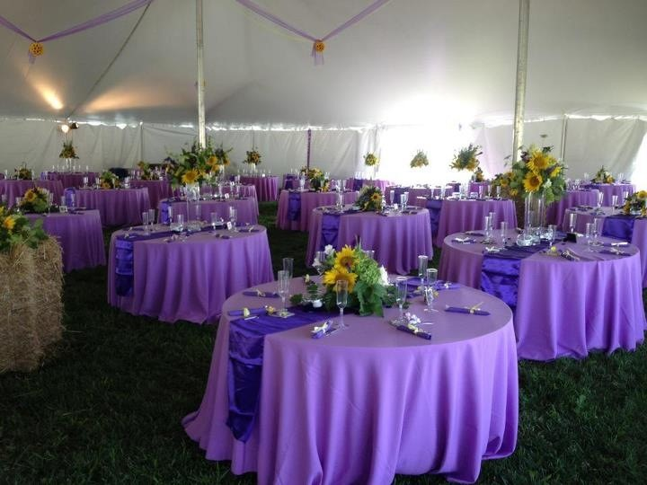 Wedding Linen rentals in Baltimore