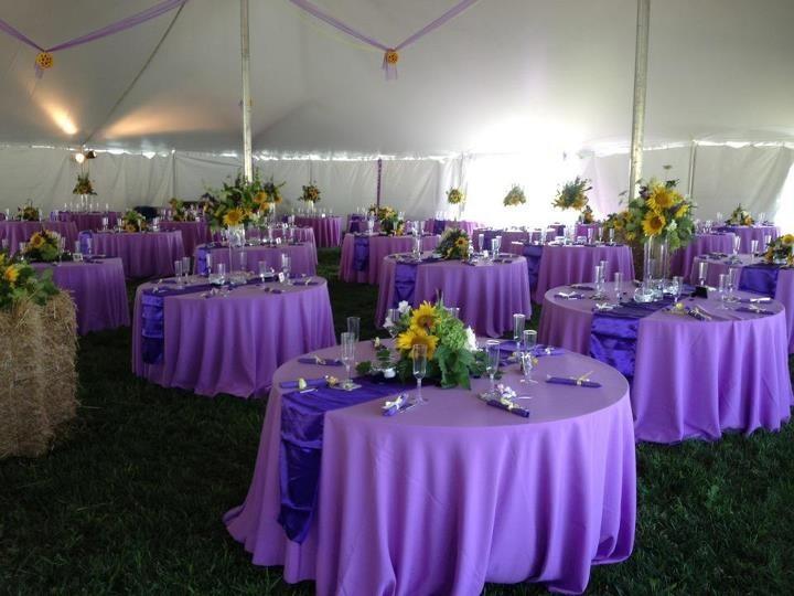 Wedding Linen rentals in Baltimore