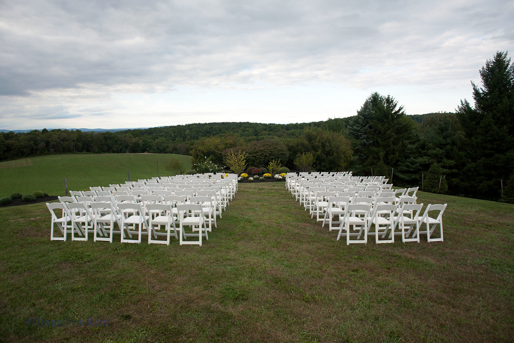 Wedding rentals in Wilmington, DE