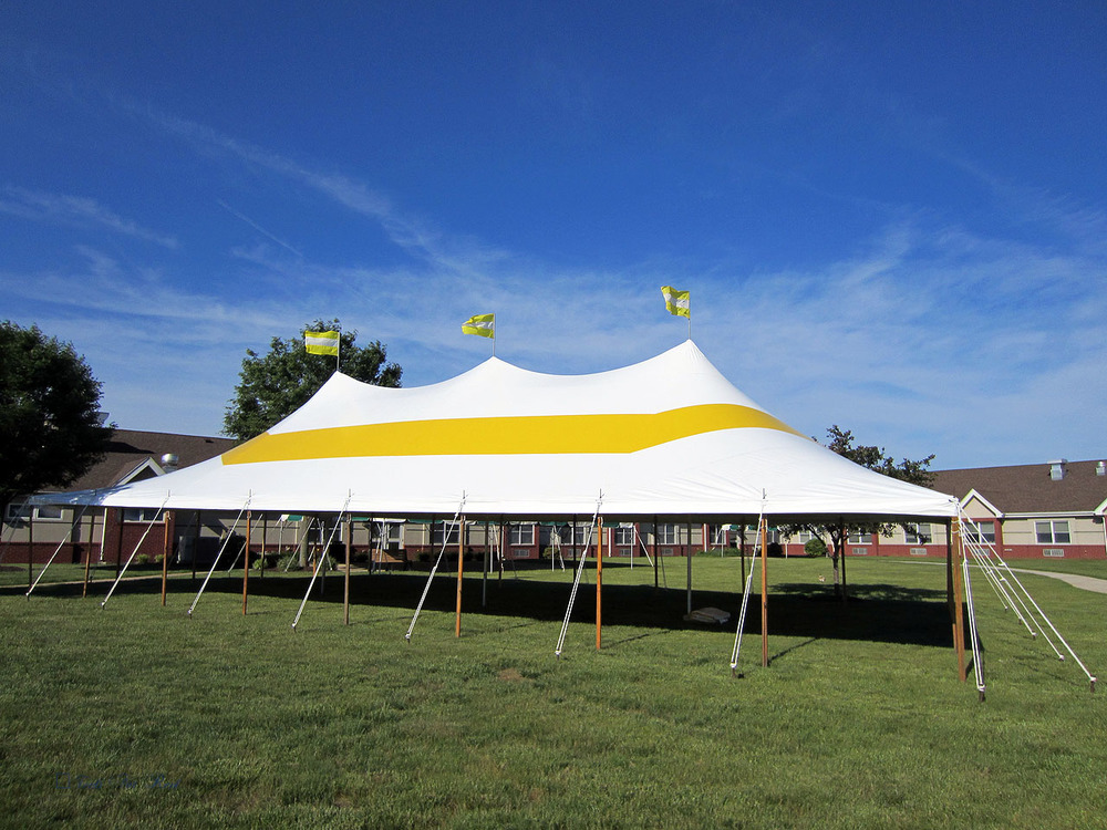 Party tents in York, PA