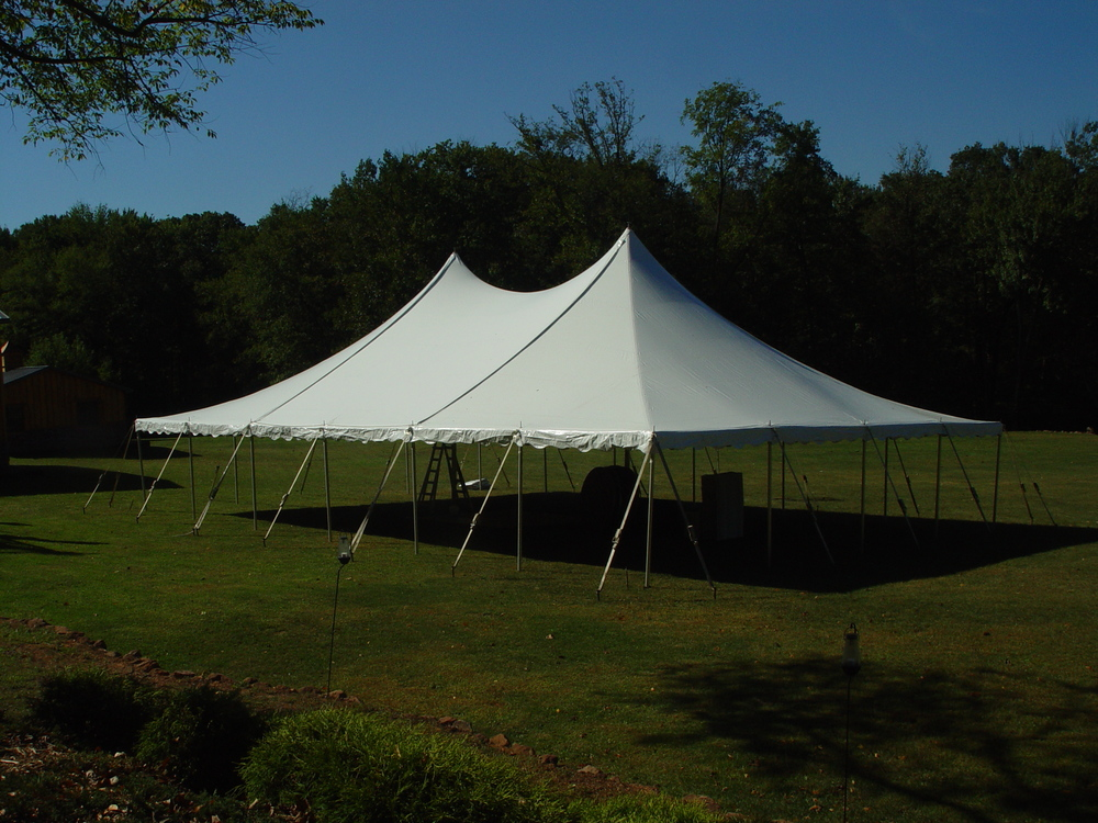 Party tent rentals in Allentown, PA