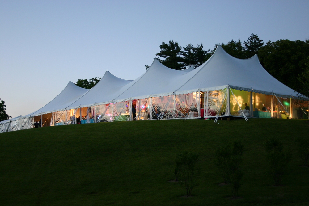 Wedding tents for rent in Montgomery County