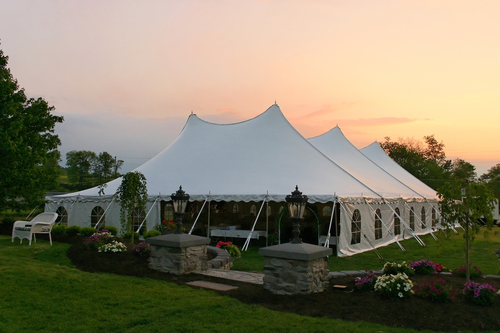 Montgomery County Large tent rentals