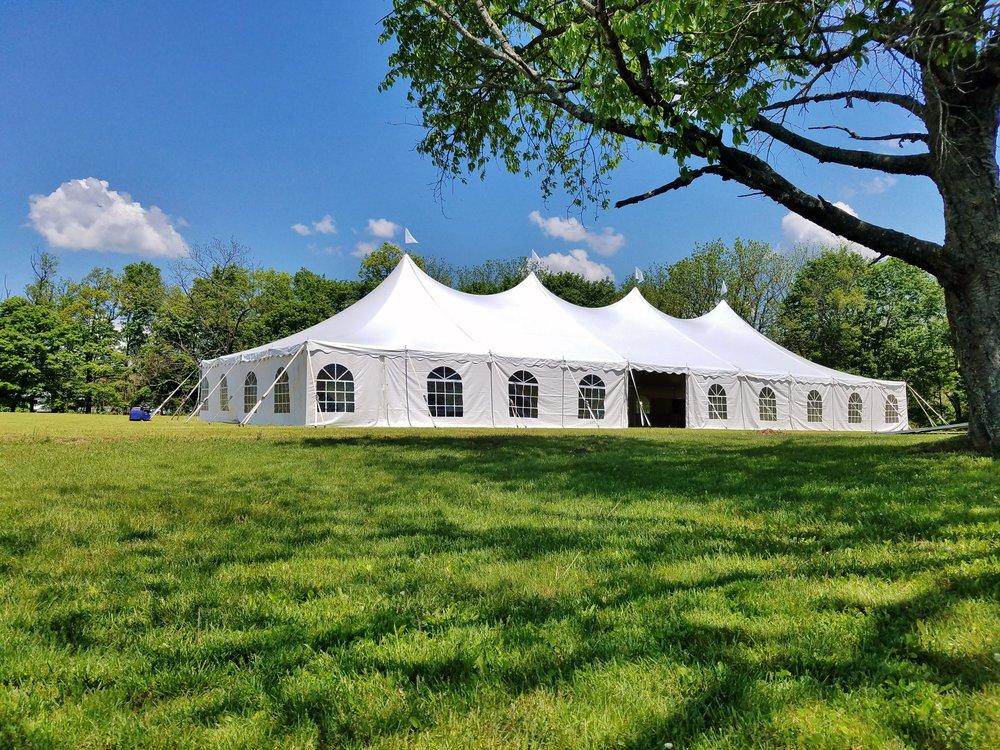 Dover DE wedding tent rentals