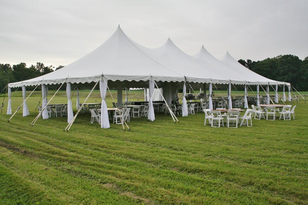 Wedding tents for rent in Dover