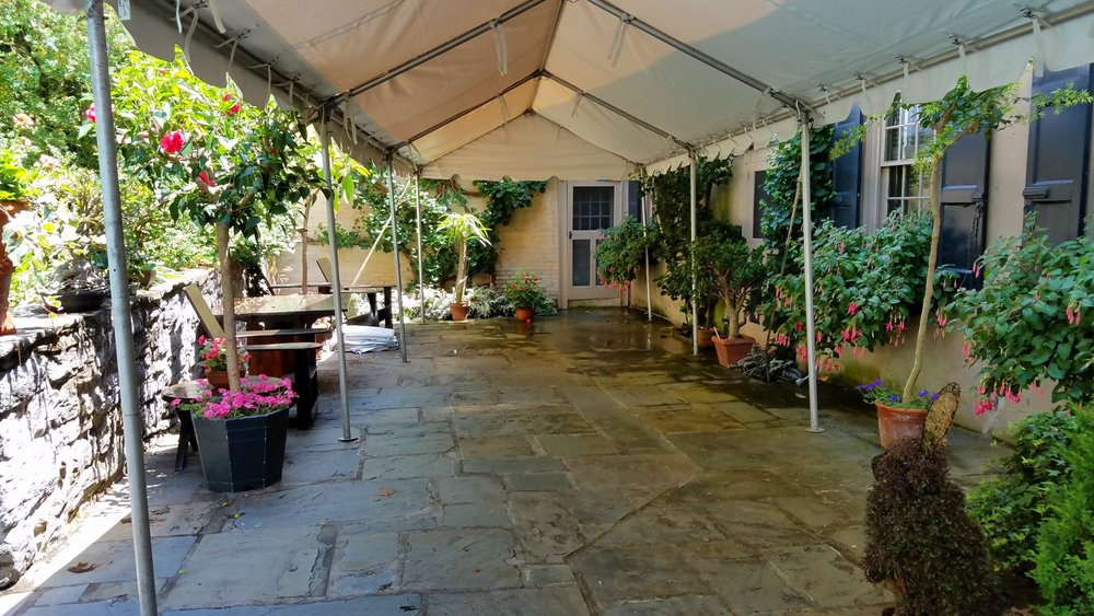 Lititz,PA Garden tent rental