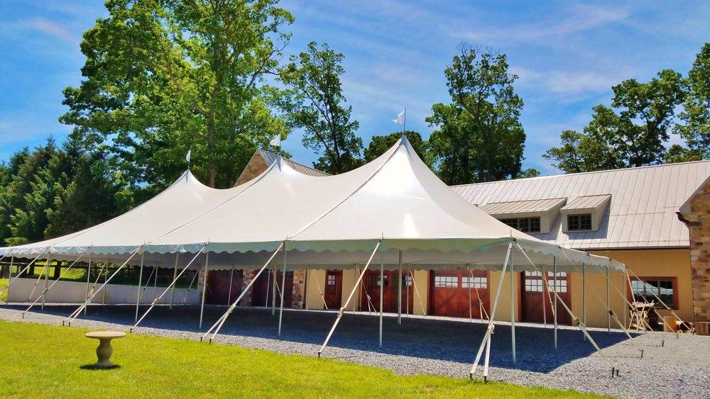 Party Tent, Reading, Pennsylvania