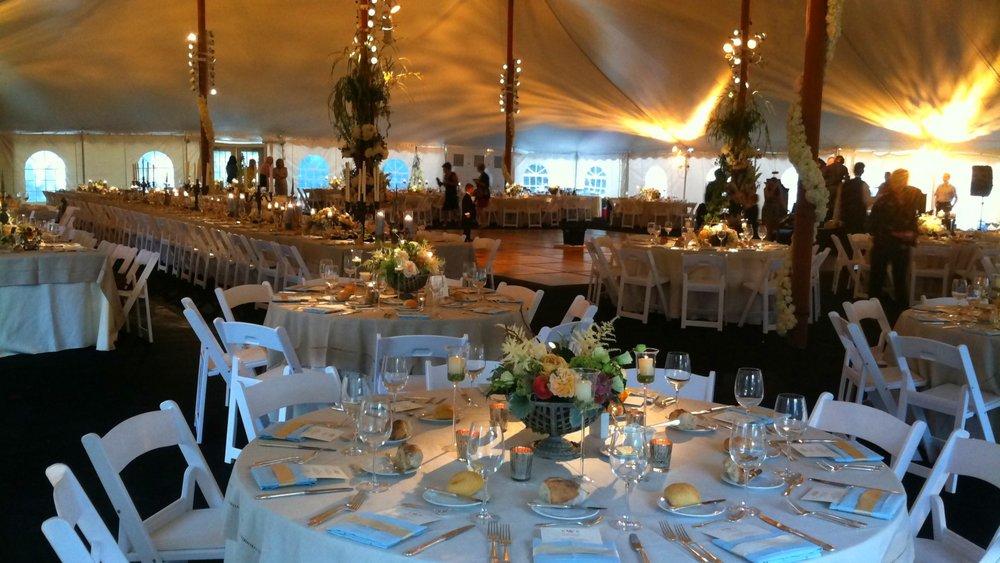 Evening Wedding in Atlantic City