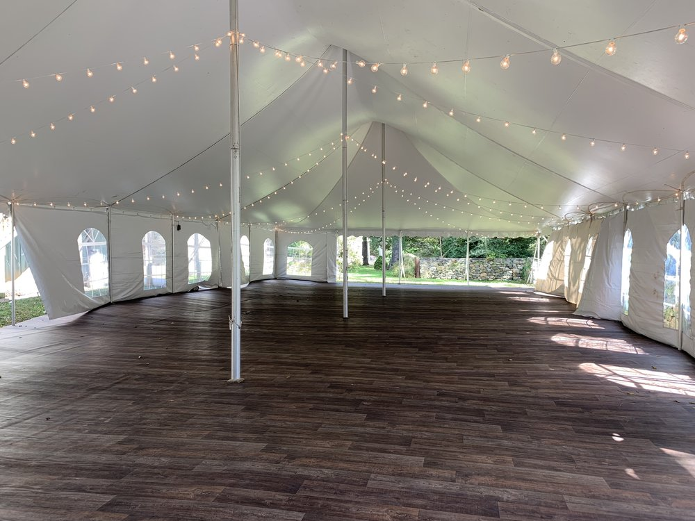 Flooring for tents in Jersey City, NJ