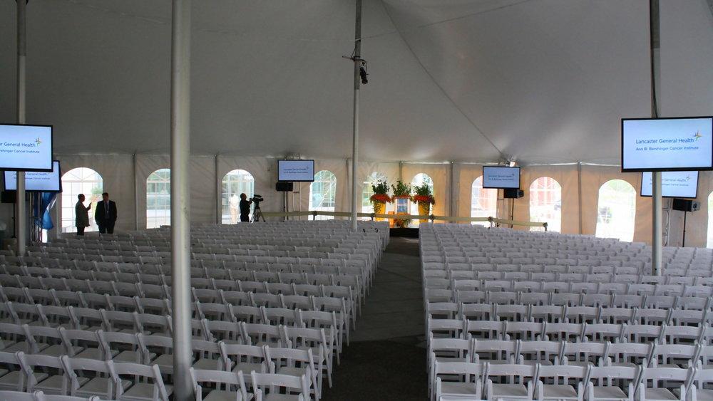 Chairs for rent in Trenton, NJ