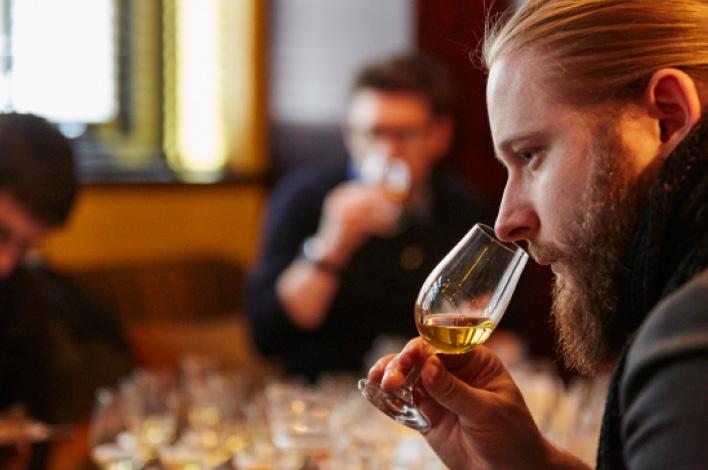 whiskey, provning Stockholm