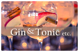 Ginprovning gamla stan Gin tonic