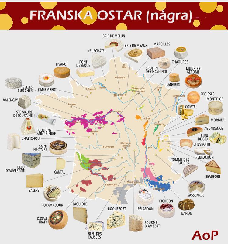 ost och vinprovning med franska viner i stockholm