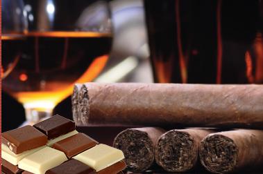 Mörk rom + mörk god Choklad..Bäst i test