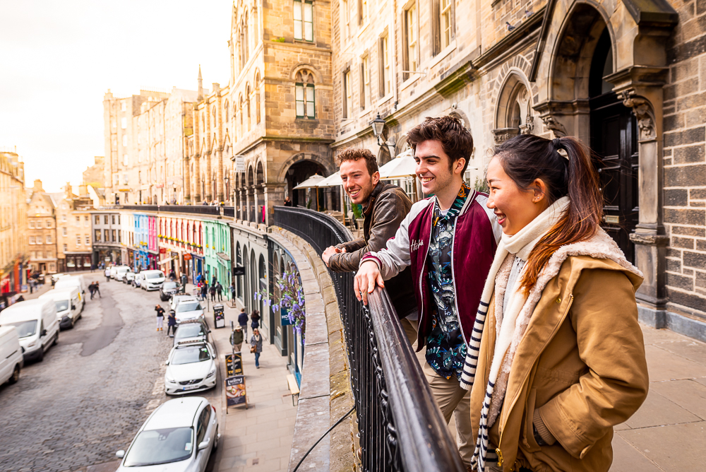 International Student Prospectus • Edinburgh Napier University