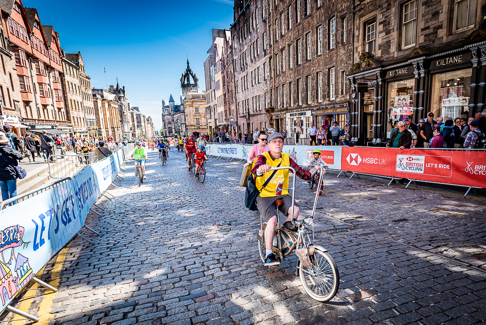 HSBC Let's Ride Edinburgh