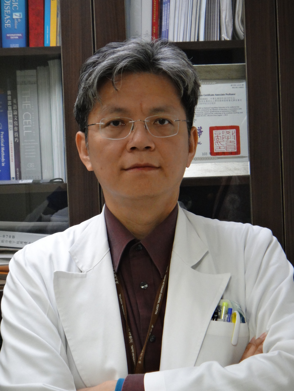 Hsu Chiao-Po MD PhD Email Chiao-Po 2006-2008           Postdoctoral Fellow, UMDNJ, NJ, USA 1985-1992           MD Natinal Yang-Ming University,Taiwan Research Interests: Nampt, Sirt1