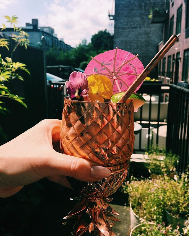Another day, another Mai Tai c/o @christophventura. #happyfourth #🇺🇸
