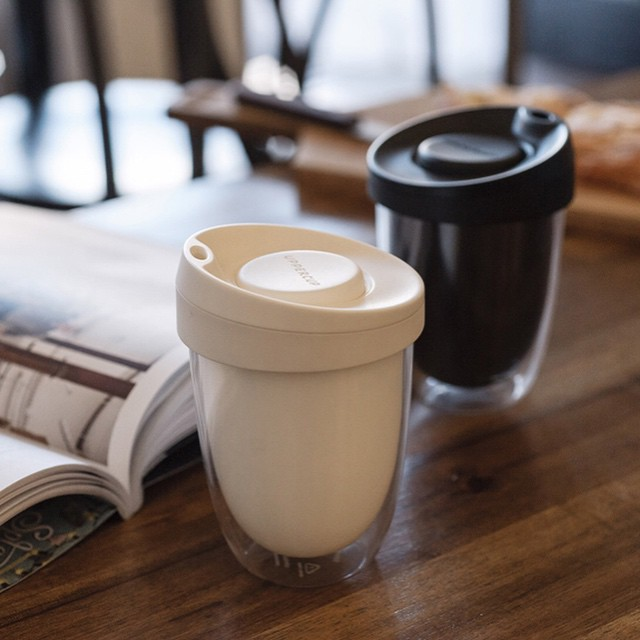 Coming soon to the U.S.! Uppercup: reusable coffee cups designed and made in Melbourne, Australia. #coffeeadventures