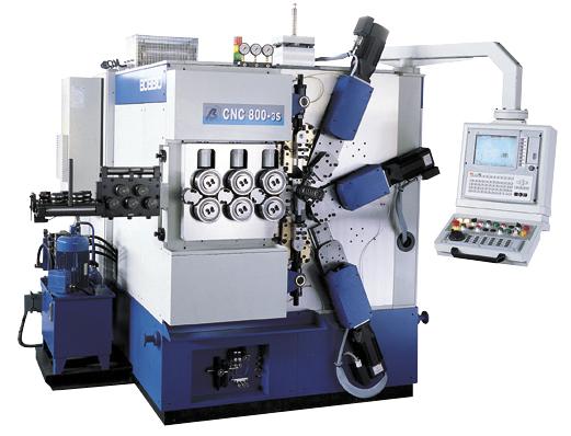 Bobbio CNC 800s