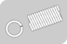 close coiled extension springs