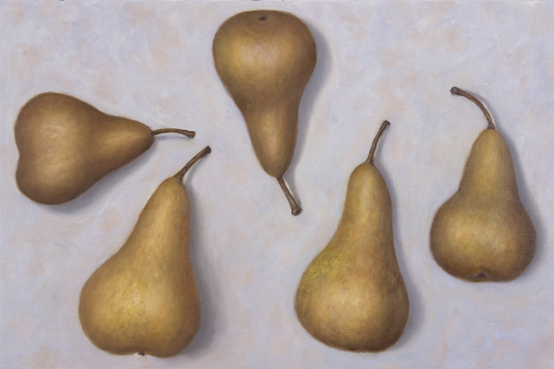 Pear Gathering