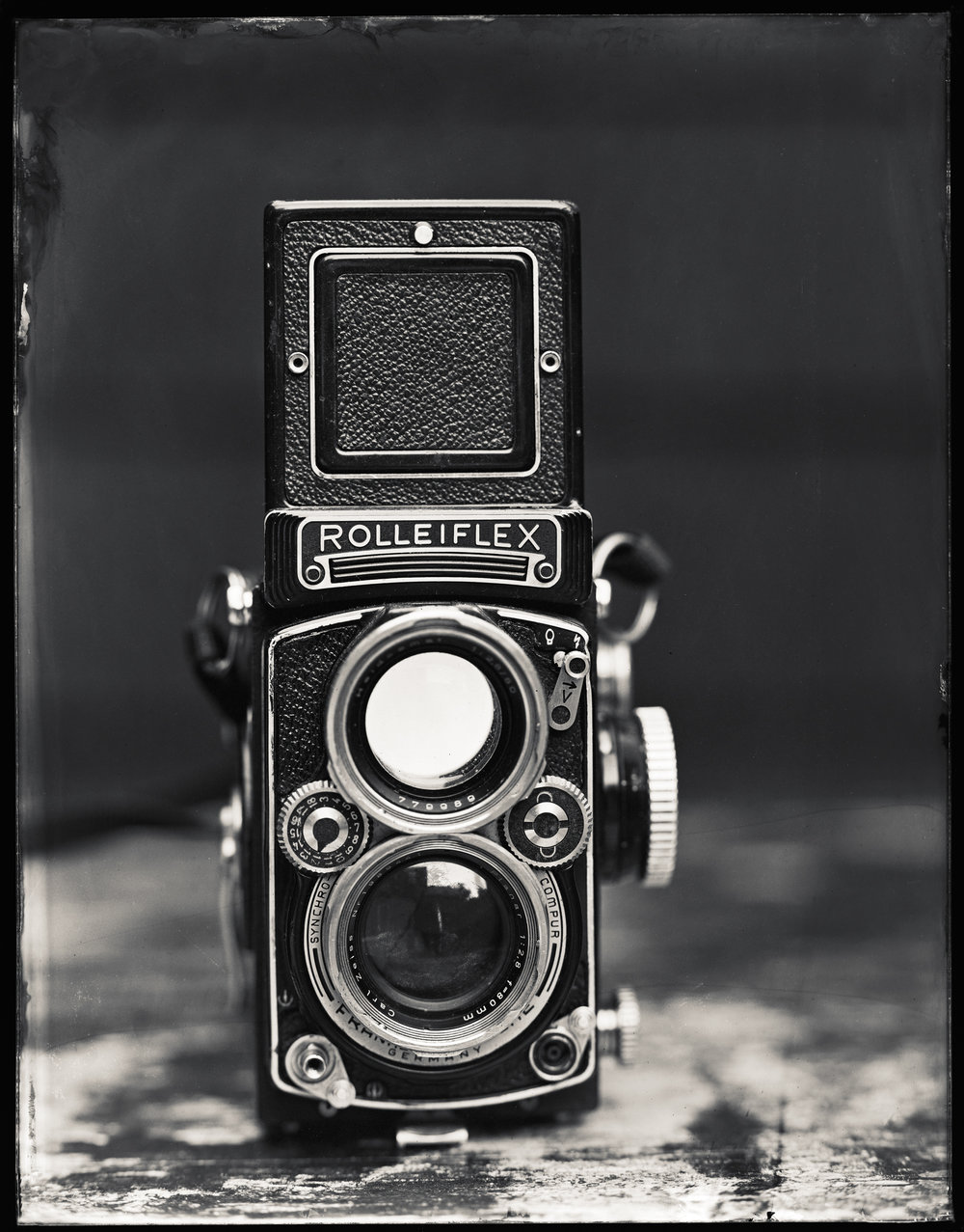 Lisa's Rolleiflex