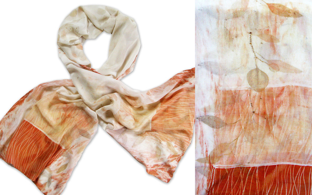 Silk Crepe de Chine Wrap