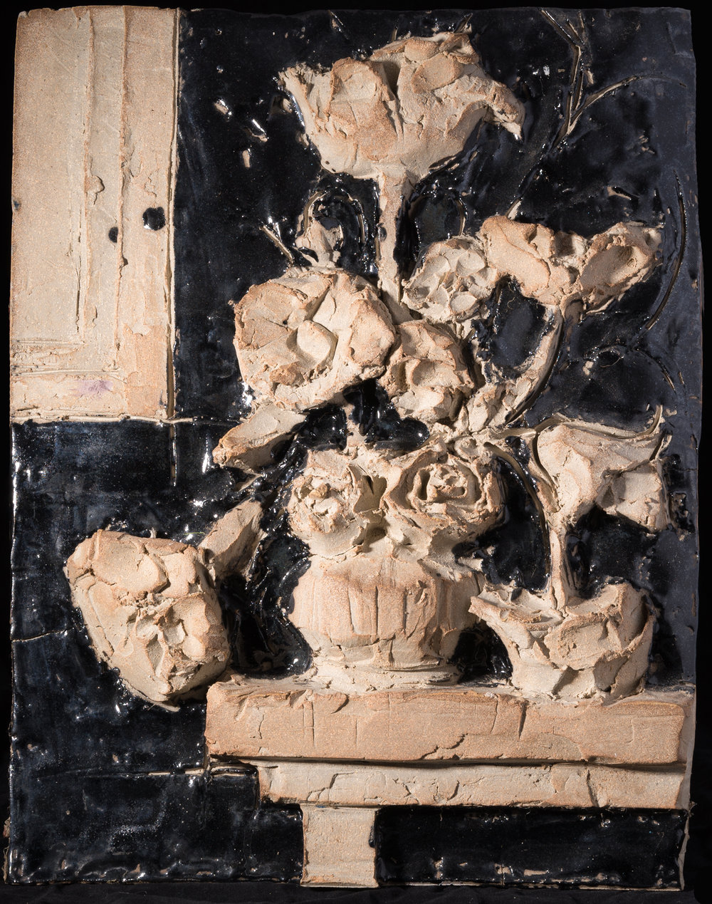 Relief after Dutch Flower Piece